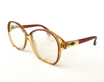 Vintage French Seventies Reading Glasses
