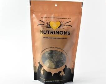 Kale - Banana - Dill  All-Natural Small Animal Treats (100 pieces min)