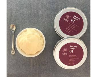 The fig and White Ginger body butter. 80 g