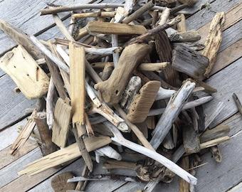 Bulk Driftwood