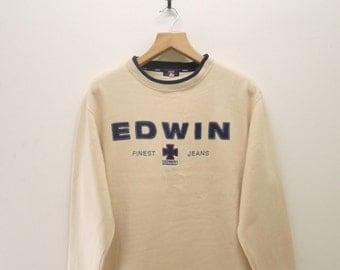 Vintage Edwin Sweater Sweatshirt