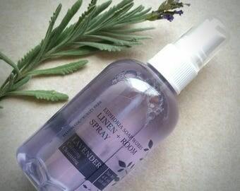 Lavender Linen + Room Spray