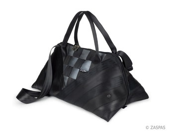 Recycled seatbelts bag - BLK 18-15