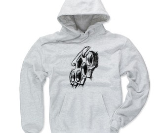 Brass Knuckles Sketch K Men's Hoodie (am)