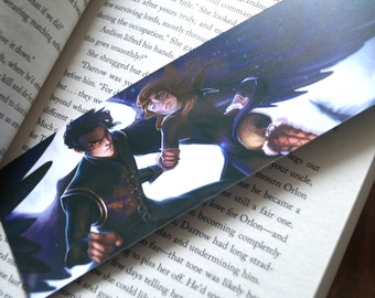 Rhys and Feyre Bookmark