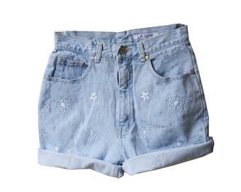 Hippie Vintage Denim Shorts
