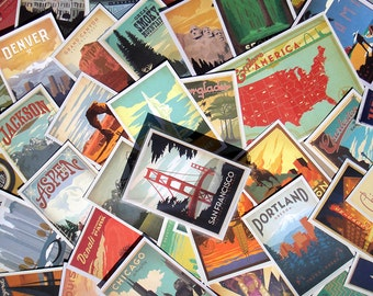 Surprise Postcard | Lucky Dip Snail Mail!