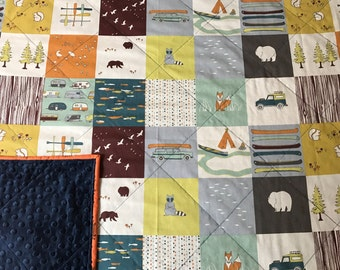 Camping Quilt