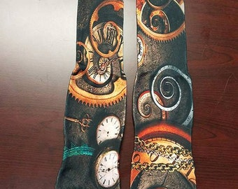 Steam Punk Socks