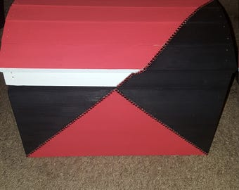 Delta Sigma Theta Chest