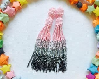 20%OFF Oscar De La Renta, pink earrings