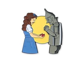 Dorothy & Tin Man