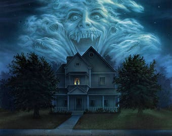Fright Night, 11 x 17 Movie Poster - Style A