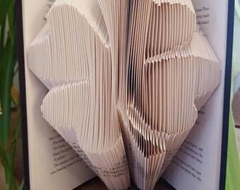 Shamrock Origami Book
