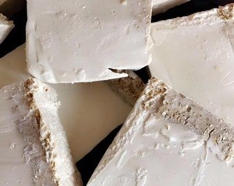 All Natural Oatmeal & Honey Vanilla Soap