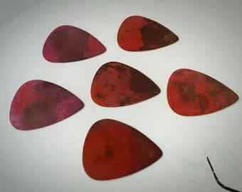 Khrys Dragonheart Copper Guitar Picks