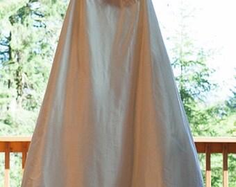 Wedding Dress Paloma Blanca sz 10 w/ bustle and belt