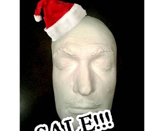 Vincent Price face cast