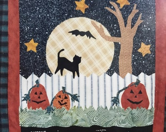 Cottonwood Junction Trick or Treat Quilt Pattern