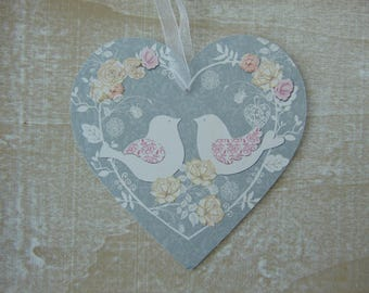 Love Bird Heart