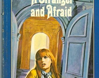 Vintage 1971 paperback: A Stranger and Afraid by Elizabeth Ferrars