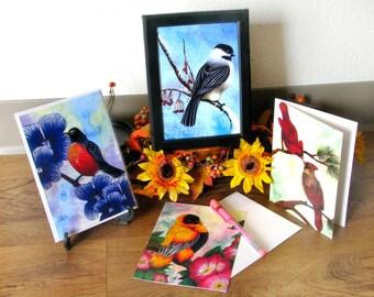 Bird Greeting Cards
