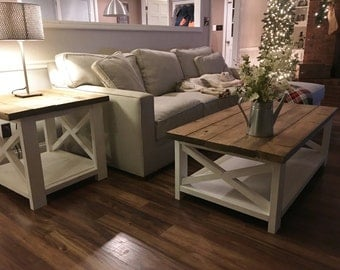 Farmhouse Coffee Table  *(LOCAL PICKUP ONLY)*