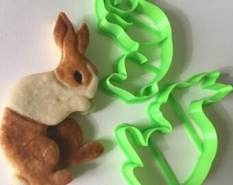 Bashful Bunny Cookie Cutter Set