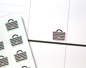 SALE 40% OFF Planner Bag Stickers
