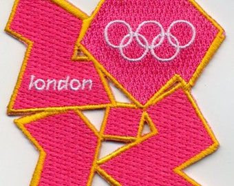 2012 Summer Olympics Games of the XXX Olympiad London Patch