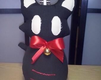 Kitty. Cat Noir. Feline.