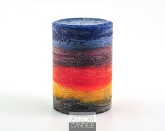Sunset candle - scented