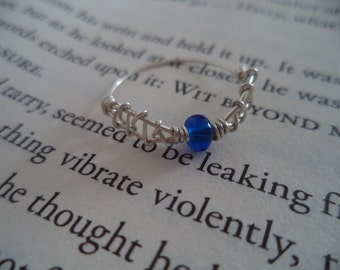 Ravenclaw's Diadem Ring Harry Potter