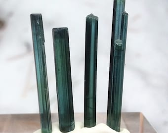 10.05 ct gem grade indicolite tourmaline lot I15