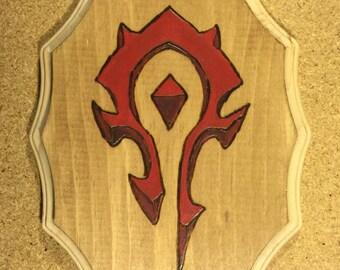 WoW Horde symbol
