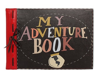 UP Adventure Book Kindle Paperwhite Cover, Kindle Cover Hardcover, Kindle Case, Kobo, Kindle Voyage, Kindle Fire HD 6 7, Nook GlowLight case