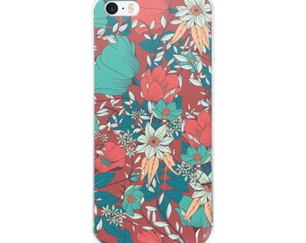Iphone 6 Case Vintage, Iphone 6s Case Floral, Iphone 5s Case Floral, Iphone Case Floral, Iphone 5 Case Floral, Iphone SE Case, Iphone 6 Plus