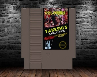Takeshi's Challenge - English Translation - Experience the Obscurity - NES - Takeshi no Chosenjo