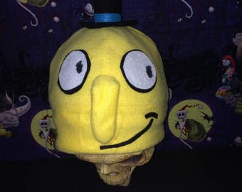 Mr. Poopy Butthole Rick Morty  Inspired Hat Costume