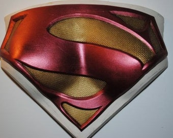 Curved Supergirl Emblem