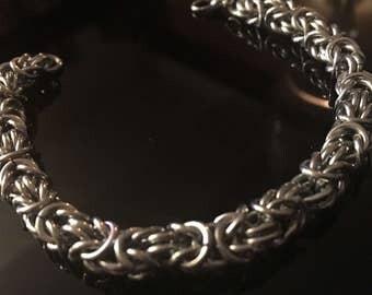 Byzantine Weave SSS