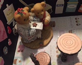 Baking Bears Musical Memory Box