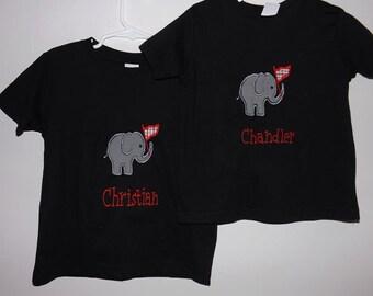 Kids Applique Shirts