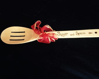 Personalized Cooking Utensils