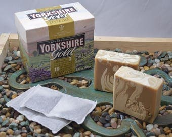 Yorkshire Gold Cold Process Soap