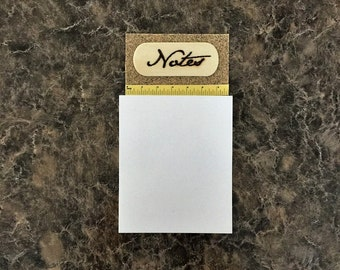 Notes Magnetic Scratch Pad