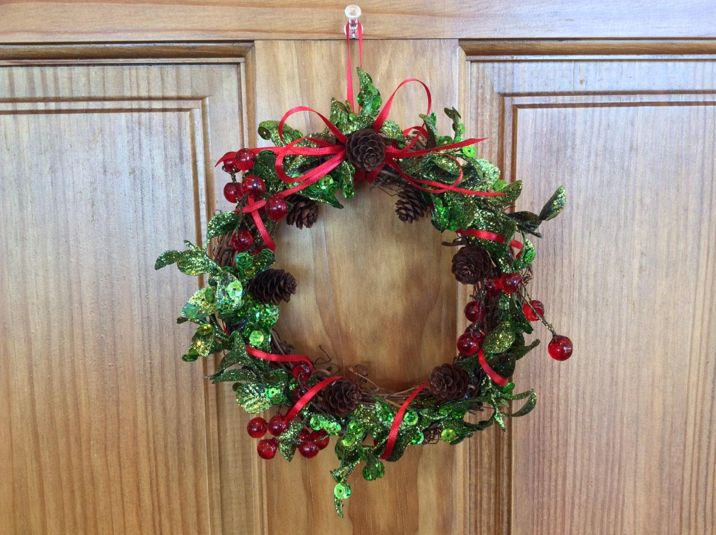 mini christmas wreath mini wreaths green wreaths holly