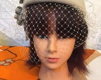 Vintage  formal  hat