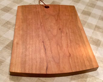 Solid Cherry Cutting Board