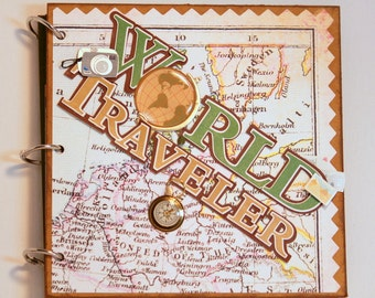Travel Journal-Map